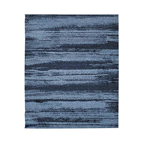 BTPDIAN Lord of Rugs Modern Geometric Design Multi Colours blue Rug in Various sizes Carpet carpet (Color : A, Size : 160X230CM)