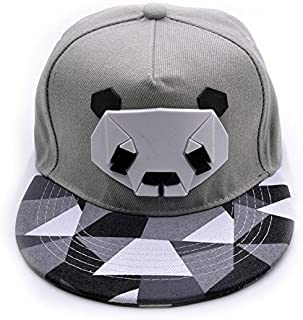 iYBUIA Panda Women's Sports Baseball Cap Snapback Golf Ball Hip-Hop Hat