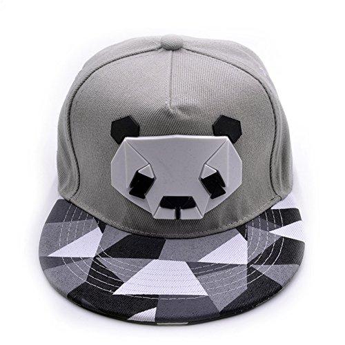 Pas cher Chapeau, Sports Baseball Panda Cap Snapback Golf ball Hip-Hop Hat GY Prix réduit Chapeau pour Saint-Patrick et Pâques
