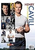 Henry Cavill 2022 Kalender – A3 Hollywood Idols Poster Kalender – 12 Monate Kalender von 365 Publishing – Das perfekte Weihnachts- oder Geburtstagsgeschenk