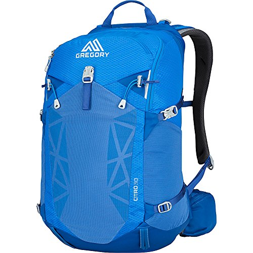 Gregory Mountain Products Citro 30 Liter 3D-Hydro Men's Daypack, Tahoe Blue, One Size