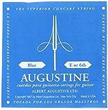 augustine corde per chitarra classica, singole mi6, blu