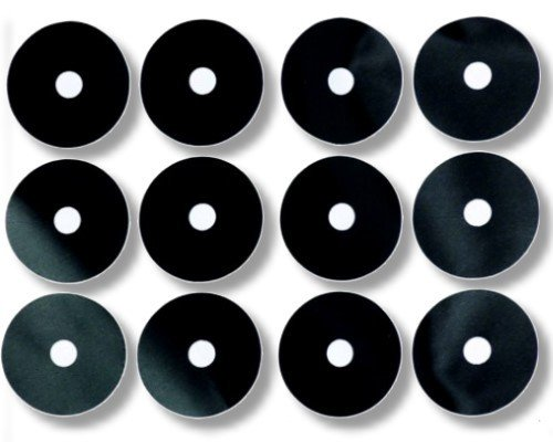 Anspielpunkte 60 mm, original Tefco für Billard Tisch