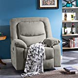 Best Electric Recliners Chairs - Grepatio Overstuffed Recliner Chair, Electric Recliner with Heat Review