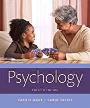 Best psychology 11th edition carole wade Reviews