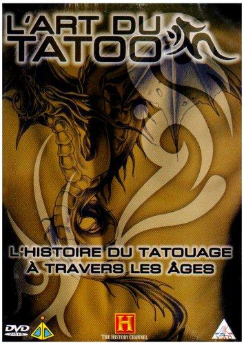 Le DVD L'Art du tattoo