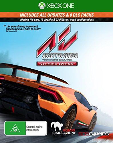 Assetto Corsa Ultimate Edition - Xbox One [Edizione: Regno Unito]