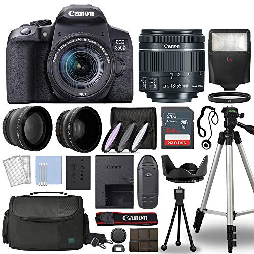 Canon EOS 850D / Rebel T8i Digital SLR Camera Body...