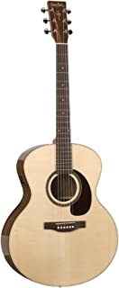 Simon & Patrick Woodland Pro Mini Jumbo Acoustic Electric Guitar - Spruce HG A3T