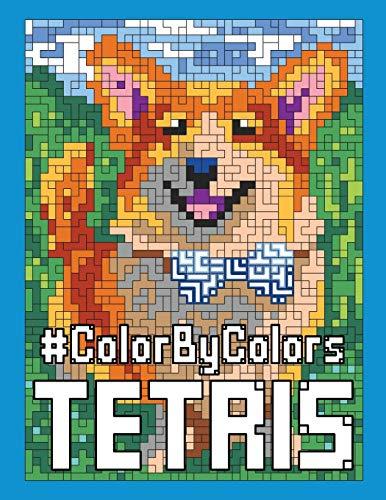 Tetris #ColorByColors
