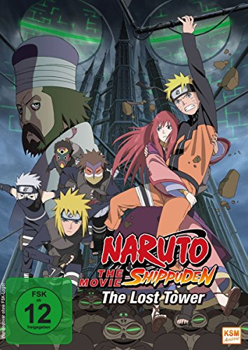 Naruto Shippuden - The Movie 4: The Lost Tower