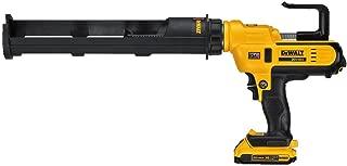dewalt power caulking gun