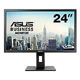 ASUS ビジネスモニター 24インチ 1ms 75Hz HDMI DP D-sub 高さ調整 回転 PS4 FPS AMD FreeSync VP248QGL