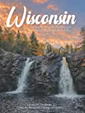 """Wisconsin 2022 Calendar: From January 2022 to December 2022 - Super Mini Calendar 6x8"""" - Pocket Gorgeous Non-Glossy Paper"""
