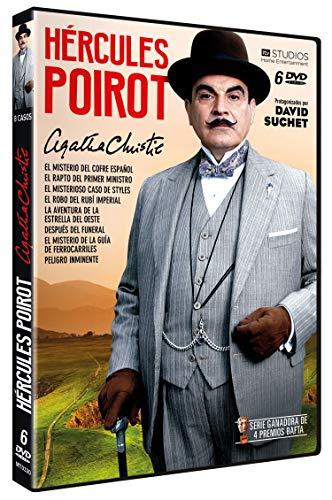 comprar Hércules Poirot. Volumen 2. [DVD]