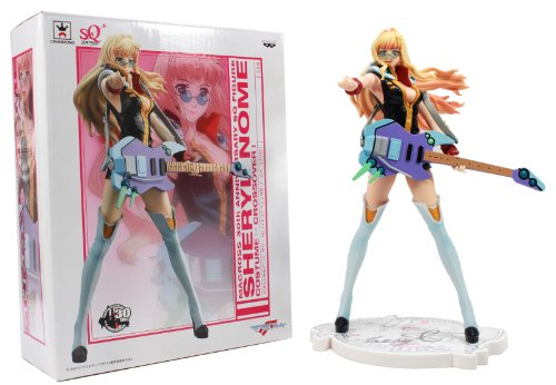 "Banpresto Sheryl Nome Coscro (Costume Crossing) 48166 Macross 30th Anniversary SQ 8.5"" Action Figure"
