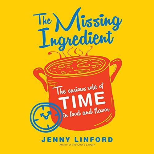 Page de couverture de The Missing Ingredient
