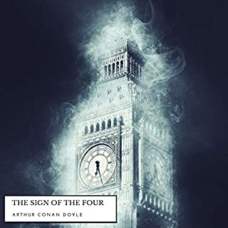 The Sign of the Four cover art