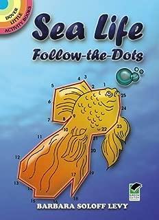 Sea Life Follow-the-Dots (Dover Little Activity Books)