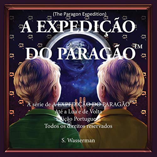 Couverture de The Paragon Expedition (Portuguese Edition)