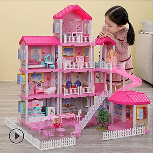 Casa De Los Sueños De Barbie Precio marca MUJING