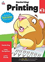 Handwriting Printing (Brighter Child: Grades K-2)