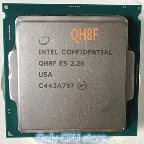 ES QH8F 2.2 MHz AS qh8f Skylake I7 1151 I7 6400T I7 6700K I7-6700K 2.2G CPU 65W DDR4 DDR3L