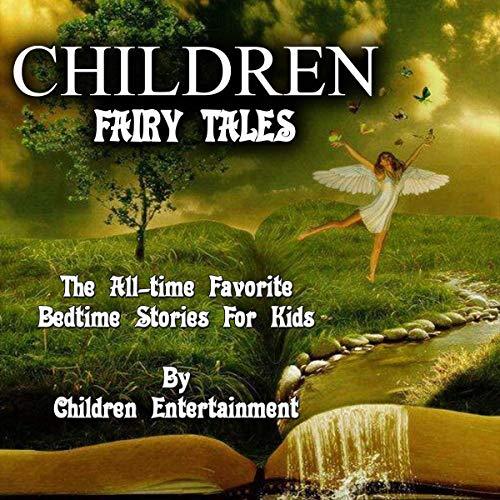 Children Fairy Tales cover art