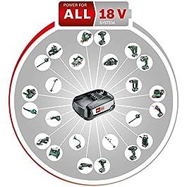 Tondeuse sans fil Bosch – CityMover 18 (Livrée avec une batterie 18V-4Ah et son chargeur)