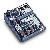 Immagine 2 soundcraft notepad 5 console analogica