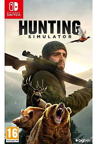 Hunting Simulator Nintendo Switch - Juego de caza para Switch