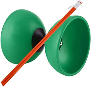 VGEBY1 Juguete de diábolo, Juguete Chino Yoyo Que Hace Juegos Malabares con Palos para niños Adultos Jugando al Aire Libre Jugando con Juguetes