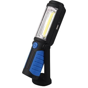 S//N Magnétique Torche Flexible Inspection Lampe De Travail Lumière Portable Lampe de Poche