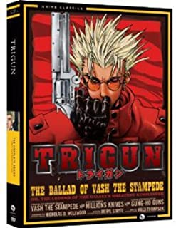 Trigun: Complete Series Boxed Set