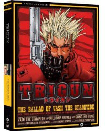 Trigun: Complete Series Box Set (Classic)