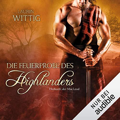 Die Feuerprobe des Highlanders Titelbild