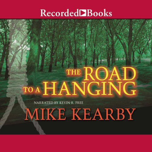 Road to a Hanging audiobook cover art