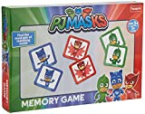 Toys and Games A Classic memory game with your friends from PJ Masks! Flip over the cards to find the pair Got a matching pair, you get to keep them