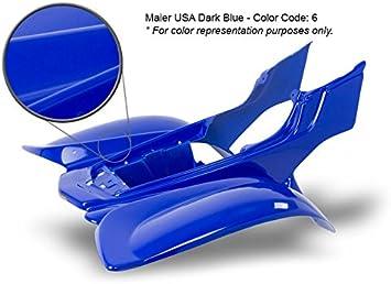 Maier USA Rear Fender for Yamaha YFM660R Raptor 189860 Black