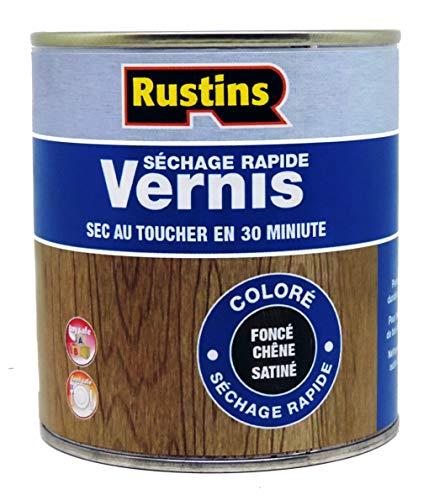 Rustins VSDO500   Barniz madera interiores   Secado