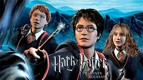 Slbtr 3D Wooden Puzzle Set 1000 Pieces - Harry Potter Movie Poster-Group 15 - Diy Model Kits For Adults Teens And Children - Ideal Christmas And New Year Gift - Gorgeous Home Décor