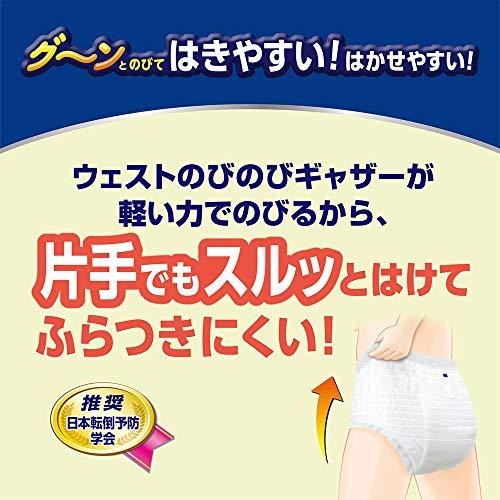 【お試しパック】リリーフパンツタイプ安心のうす型M~L2枚入【ADL区分:一人で歩ける方】