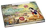 Blancanieves y los siete enanitos - LIbro-juego para trabajar la memoria / Editorial GEU/ A partir de 6 años / Trabaja la memoria/ A través de la ruta visual (Niños de 3 a 6 años)