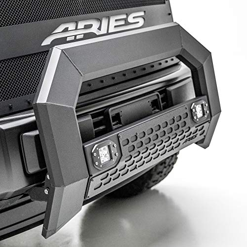 "Aries AdvantEDGE 5 1/2"" Bull Bar with LEDs"