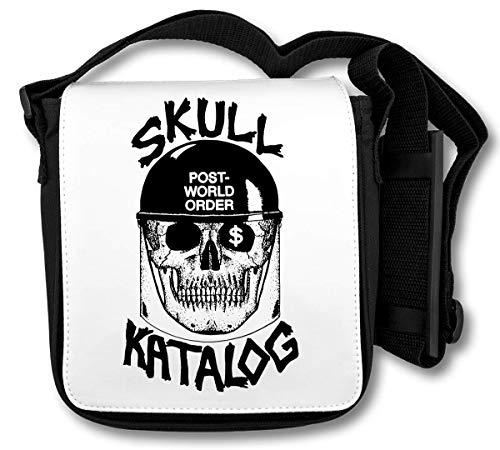 Skull Katalog Post-World Order Schultertasche