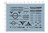 HG PMX-000 MESSALA メッサーラ デカール水転写式 「並行輸入品」