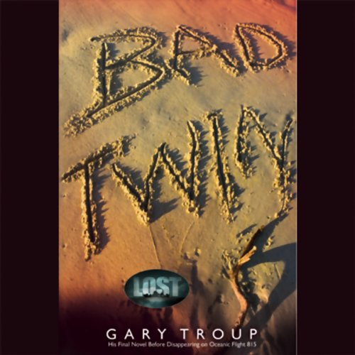 Bad Twin audiobook cover art