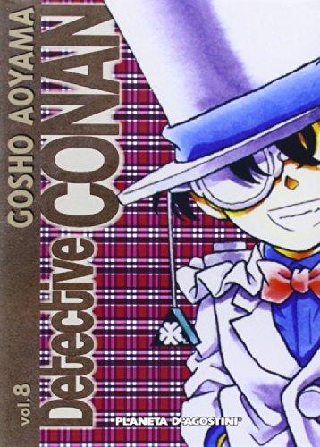 Detective Conan nº 08 (Nueva edición) (Manga Shonen)