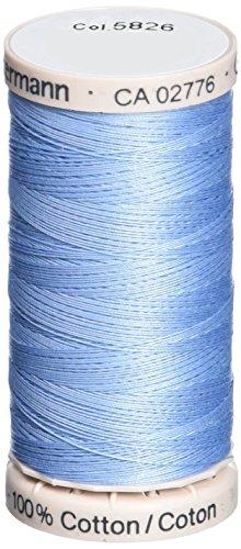 Gutermann Quilting Thread 220yd, Airway Blue