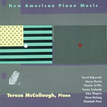 McCollough, Teresa: New American Piano Music